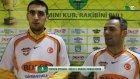 Güzeller FC - Bölge G. Osmanlıspor / Maç Sonu / KOCAELİ / iddaa Rakipbul Ligi 2015 Açılış Sezonu