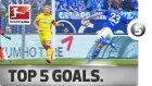 Almanya Ligi'nde haftanın en güzel 5 golü