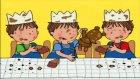 üçüzler - Doğum Günü Partisi ~ Türkçe Çizgi Film  izle