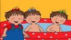 üçüzler - Saati Öğreniyor Tik Tak Oyunu ~ Türkçe Çizgi Film  izle