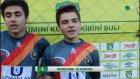 Antep United Vs Los Galaktikos Basın Toplantısı / GAZİANTEP / iddaa Rakipbul Ligi 2015 Açılış Sezonu