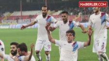 Trabzonspor, Mersin İdmanyurdu'nu 5-1 Yendi