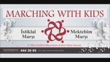 Özel Tekirdağ Mektebim Okulu Mektebim Marşı Marching With Kids 12 Mart İstiklal Marşımızın Kabulü