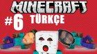 Minecraft Türkçe Survival Multiplayer | Nether Macerası | Bölüm 6