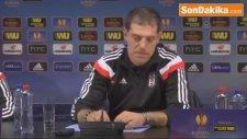 Club Brugge-Beşiktaş Maçına Doğru - Bilic
