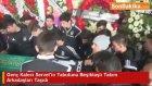 Genç Kaleci Servet'in Tabutunu Beşiktaşlı Takım Arkadaşları Taşıdı