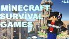 "Minecraft ""Survival Games"" Bölum 23 W/Batuhan"