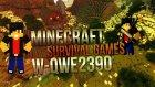 """Minecraft """"Survival Games"""" Bölum 25 - Fazla Kısa ?"""