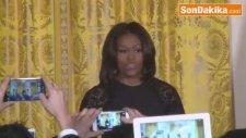 Beyaz Saray'da Nevruz Bayramı Kutlandı - Michelle Obama