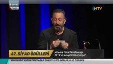 Siyad Ödülleri Töreninde Cem Yılmaz Show