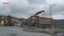3. Havalimanı İnşaatında Feci Kaza