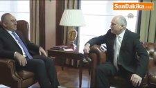 Dışişleri Bakanı Çavuşoğlu'nun Kabulü
