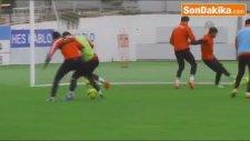 Trabzonspor'da Gaziantepspor Maçı Hazırlıkları