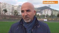 Albimo Alanyaspor, Giresunspor Maçı Hazırlıklarını Sürdürdü