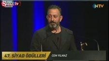 Cem Yılmaz Siyad Ödülleri Tören Konuşmasi