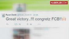Ryan Donk, Brugge'ün Attığı Golü Kutladı
