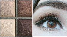 Taupe Göz Makyajı - Kolay Göz Makyajı Nasıl Yapılır?