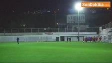 Trabzonspor'da, Gaziantepspor Maçı Hazırlıkları