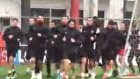 Gaziantepsporlu Oyuncular, Trabzon'a Odaklandı