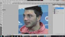 PES 2013'e Nasıl Yüz Yapılır? / PES 2013 Facemaking Tutorial - PART2