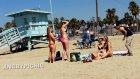 Plajda bikini kesmek!