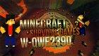 """Minecraft """"Survival Games"""" Bölum 30 - Kardesim Manyaksin ! W/AzizGaming"""