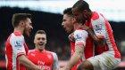 Arsenal 3-0 West Ham United - Maç Özeti (14.3.2015)