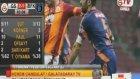 Başakşehir'in 2. golü anında Galatasaray TV