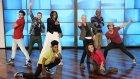 Michelle Obama'nın Ellen Show'daki Dansı