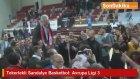 Tekerlekli Sandalye Basketbol: Avrupa Ligi 3
