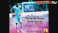 Trabzonsporlu Taraftardan Mehmet Ekici Bestesi