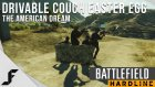 Battlefield Hardline Kanepeyle Hırsız Kovalamaca