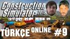 Construction Simulator 2015 Türkçe Multiplayer | Uçan Kamyon | w/Oyun Günlüğü | Bölüm 9