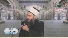 Cübbeli Hocadan Ahmet Şimşirgil'e