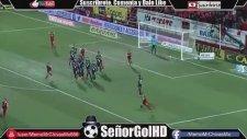 Meksika Ligi'nde Müthiş Frikik Golü!