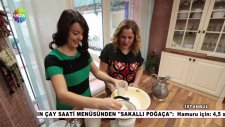 Nursel'in Mutfağı - Sakallı Poğaça Tarifi (12 Mart 2015)