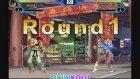 Street Fighter Turnuva Oyununun Tanıtım Videosu