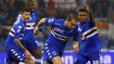 Roma 0-2 Sampdoria - Maç Özeti (16.3.2015)