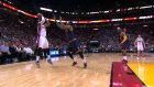 Dwyane Wade, Cavaliers'ı 32 sayıyla vurdu