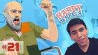 Happy Wheels Bölüm-21 | Ayhan Abi :(