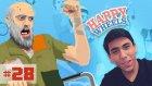 Happy Wheels Bölüm-28 | Minecraft Yasaklanıyor!