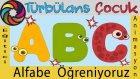 Çuf çuf Tren ile Alfabeyi Öğreniyoruz | Türbülans Çocuk | Learnig Alphabet