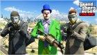 GTA 5: Komik Anlar #1 Batman Banka Soygunu