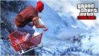 GTA 5: Komik Anlar #3 Sepetle Yokuş Aşağı :)