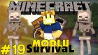 Minecraft Modlu Survival - Nether - Bölüm 19