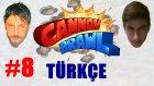 Cannon Brawl Türkçe | Takla Time | Bölüm 8