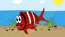 Kırmızı Balık - Çizge TV - Çizgi Film - Okul Öncesi - Ana Okulu - Çocuk Şarkıları