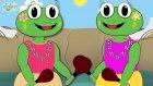 Küçük Kurbağa - Çizge TV - Çizgi Film - Okul Öncesi - Ana Okulu - Çocuk Şarkıları