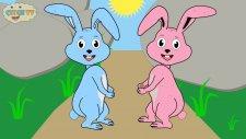 Tavşan Kaç - Çizge TV - Çizgi Film - Okul Öncesi - Ana Okulu - Çocuk Şarkıları