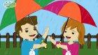 Yağmur Yağıyor - Çizge TV - Çizgi Film - Okul Öncesi - Ana Okulu - Çocuk Şarkıları